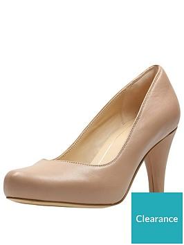clarks-dalia-rose-platform-court-shoe