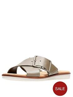 clarks-clarks-kele-heather-cross-strap-flat-slide-sandal