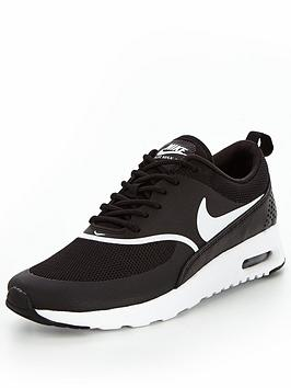6b073d3097 Nike Air Max Thea - Black/White | littlewoodsireland.ie