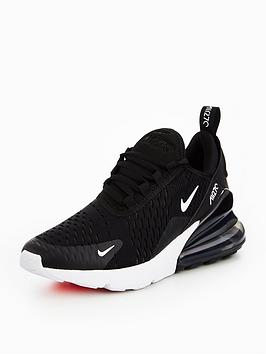 size 40 9b104 e0c4b Nike Air Max 270 Junior Trainer