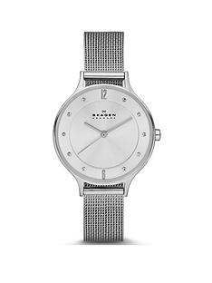 skagen-skagen-anita-stainless-steel-mesh-bracelet-ladies-watch