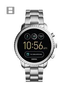 fossil-q-exploristnbspstainless-steel-bracelet-mensnbspwatch
