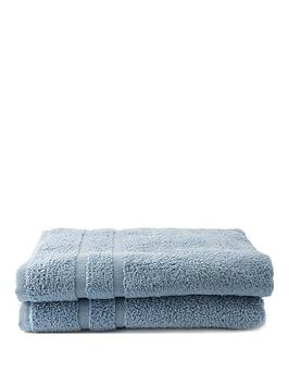 silentnight-silentnight-zero-twist-pack-2-bath-towels