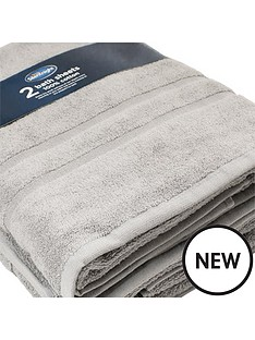silentnight-silentnight-zero-twist-pack-2-bath-sheets
