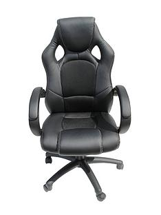 alphason-jensen-office-chair-black