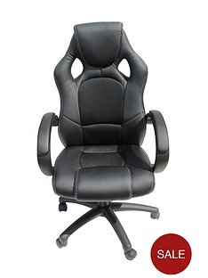 alphason-jensen-office-chair-black