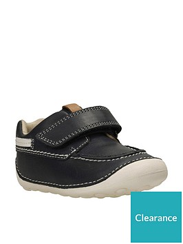 clarks-tiny-cloud-boys-first-shoes-navy