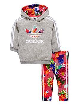 adidas-originals-adidas-originals-baby-girl-floral-trefoil-hooded-tracksuit