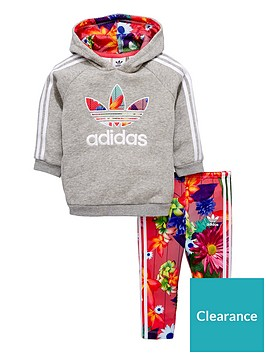 adidas-originals-adidas-originals-baby-girl-floral-trefoil-hooded-tracksuit