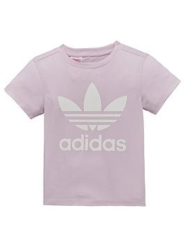 adidas-originals-younger-girl-trefoil-tee