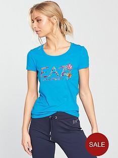 emporio-armani-ea7-embroidered-graphic-t-shirt-blue