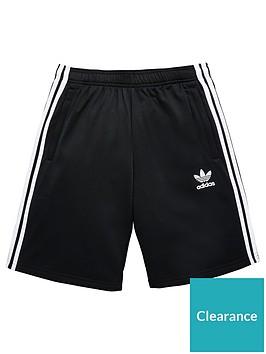 adidas-originals-older-boy-fleece-short