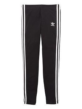 adidas-originals-adidas-originals-girls-three-stripe-cotton-leggings