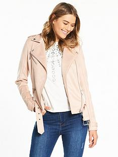 v-by-very-faux-suede-biker-jacket