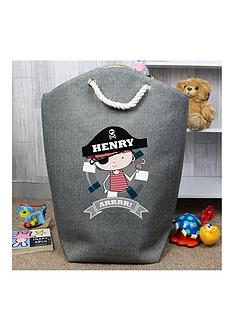 personalised-pirate-storage-bag