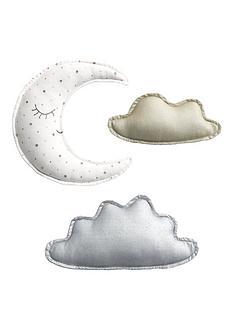 mamas-papas-mamas-amp-papas-clouds-amp-moon-wall-art