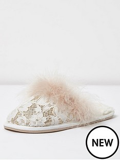 river-island-glitter-lace-mule-slipper