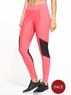 v-by-very-snake-mesh-panel-legging