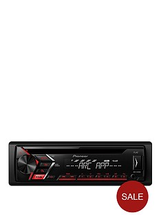 pioneer-mvh-s100ub-digital-car-stereo-with-rds-tuner-usb-and-aux-in-and-android-support