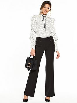 Best Seller Sale Online Black The by Petite  Trouser V Very Bootcut Cheap Factory Outlet UyckxVJb