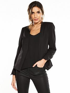 Very Black The  V Jacket by Tailored Sale 2018 Unisex WU169E0