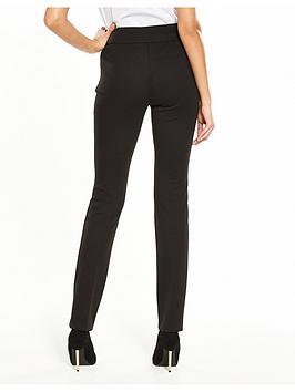 Ponte Leg Black Slim Trouser V by Very Quality Free Shipping Cheap View 2018 Newest Buy Cheap Cheapest Free Shipping Buy n9Obh