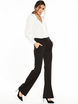 Clearance Official Site Very Ponte by Trouser Petite V Bootcut Excellent For Sale Discount Newest c6U38