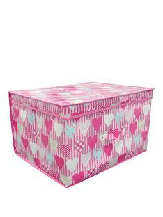 printed-hearts-storage-box