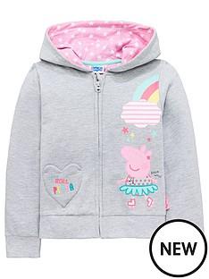 peppa-pig-rainbow-zip-through-hoodie