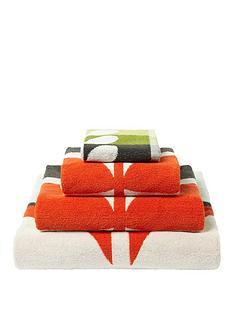 orla-kiely-house-large-stem-pack-of-2-bath-towels-ndash-tomato