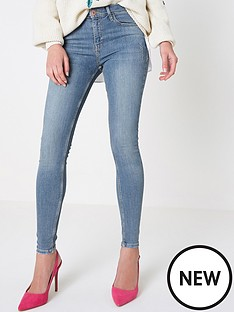 river-island-river-island-amelie-mid-tint-skinny-jeans