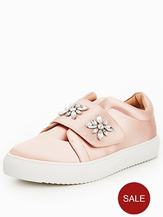 v-by-very-athena-embellished-strap-trainer-blush