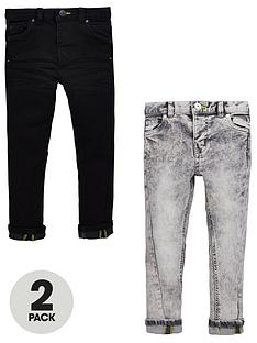 mini-v-by-very-boys-2-pack-skinny-jeans