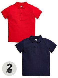 mini-v-by-very-boys-2-pack-polo-shirts
