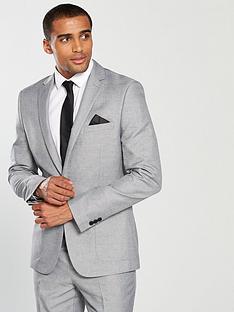 v-by-very-slim-textured-blazer-grey
