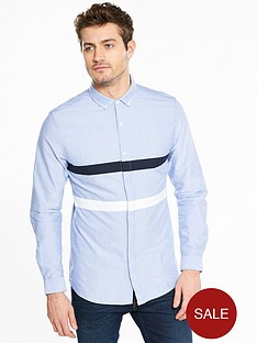 v-by-very-long-sleeve-chambray-laid-on-panel-shirt