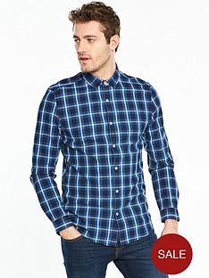 v-by-very-long-sleeve-check-shirt-indigonbsp