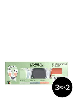 loreal-paris-l039oreal-paris-pure-clay-mask-multi-masking-kit