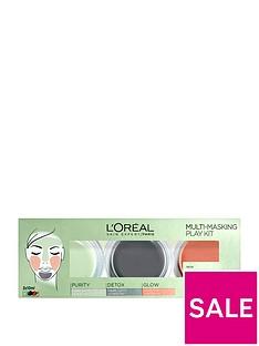 loreal-paris-target-problem-skin-with-thenbsploreal-paris-pure-clay-mask-multi-masking-kit