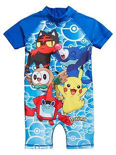 pokemon-boys-swim-swim-suit