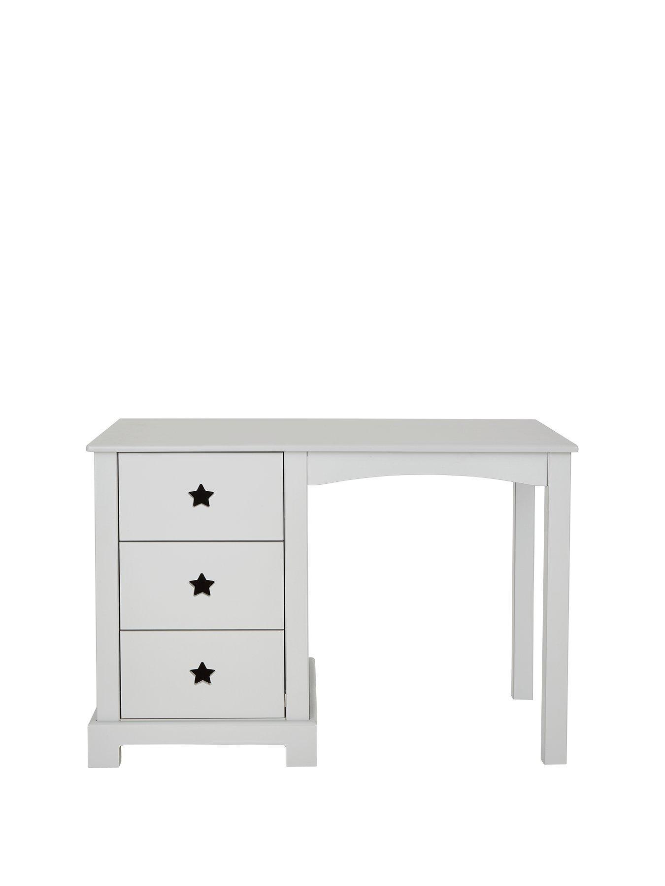 Luca 3 Drawer Desk