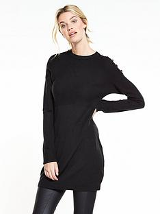 v-by-very-ripple-stitch-button-detail-tunic