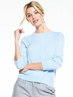 v-by-very-pearl-button-supersoft-cardigan-ice-blue