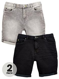 v-by-very-2pk-denim-shorts
