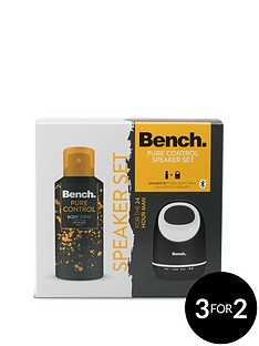 bench-for-him-pure-control-150ml-body-spray-amp-bluetooth-speaker-gift-set