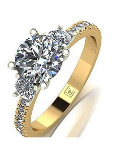 moissanite-lady-lynsey-9ct-gold-150ct-total-round-brilliant-moissanite-trilogy-ring-with-stone-set-shoulders