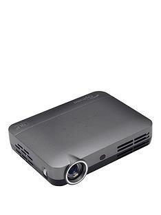 optoma-ml330-grey-projector
