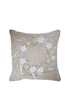gallery-wreath-hand-embroiderednbspcushionnbsp