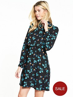 v-by-very-high-neck-fit-and-flare-tea-dress