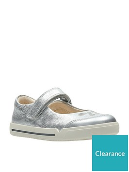 clarks-mini-eden-baby-girls-shoes-silver